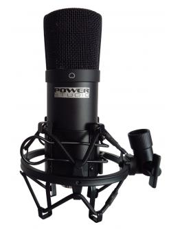 Microfone Estúdio Power Studio Vibe A1
