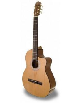 Guitarra Clássica Eletrificada APC 1C OP CW