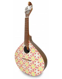 Guitarra Portuguesa Lisboa APC GF AZULEJO HP LS (2)