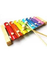 Instrumentos Lâminas Orff