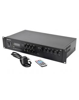 Amplificador Adastra Amp-A2 2x200w
