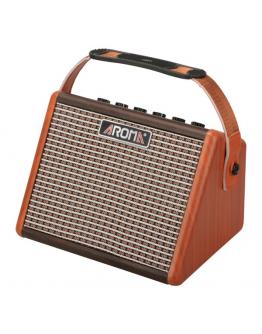 Combo Guitarra Acústica / Voz Aroma AG-15A