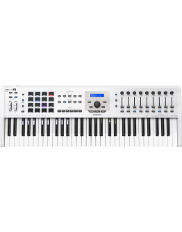 Teclado Controlador MIDI/USB Arturia KeyLab MKII 61 White