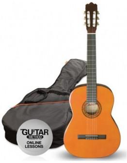 Guitarra Clássica 4/4 Natural Ashton SPCG44AM