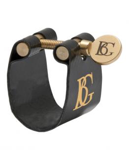 Abraçadeira + Tapa Boquilha Saxofone Alto BG LFA
