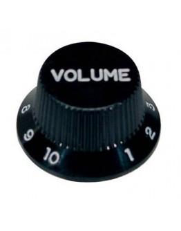 Botão Volume Preto Boston KB-240-V