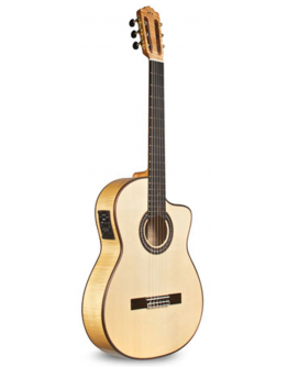 Guitarra Clássica Eletrificada Córdoba Fusion 12 Maple