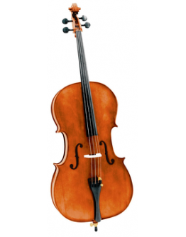 Violoncelo 1/2 Cervini by Cremona HC100