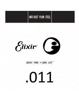 Corda Elixir .011 Plain Steel