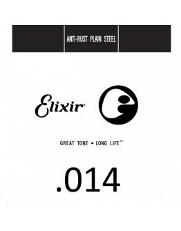 Corda Elixir .014 Plain Steel