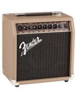 Combo Guitarra Acústica Fender Acoustasonic 15