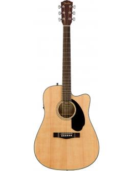 Guitarra Acústica Eletrificada Fender CD-60SCE Nat