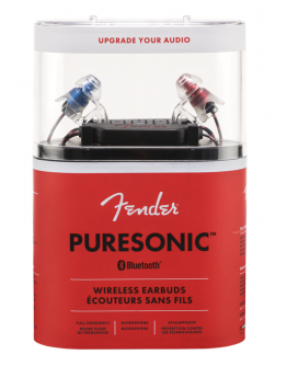 Auscultadores IN-EAR Wireless Fender PureSonic