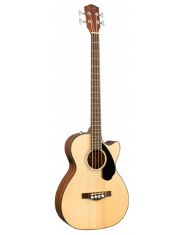 Baixo Acústico Eletrificado Fender CB-60SCE NAT