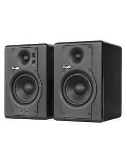 Monitores Estúdio Fluid Audio F4 BK (Par)