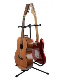 Suporte Duplo Guitarra Gator Frameworks GFW-GTR-2000
