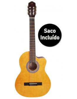 Guitarra Clássica Eletrificada Gomez 001 NAT-CE