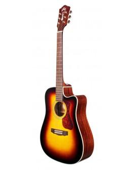 Guitarra Acústica Eletrificada Guild D-140CE ATB