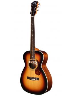 Guitarra Acústica Eletrificada Guild M-240E Troubadour Vintage Sunburst