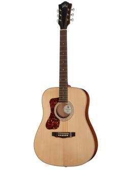Guitarra Acústica Eletrificada Esquerdino Guild D-240LE