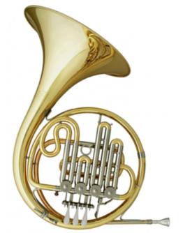 Trompa Simples Sib Hans Hoyer 704