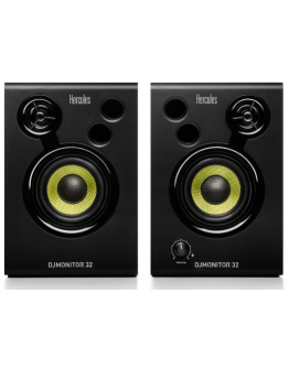 Monitores Estúdio Hercules DJ Monitor 32