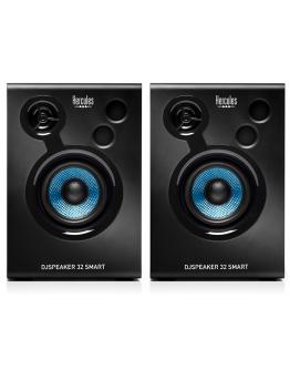 Monitores Estúdio Hercules DJ Speaker 32 Smart Bluetooth
