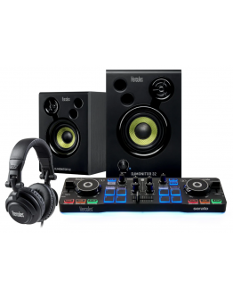 Controlador DJ Hercules DJ Starter Kit