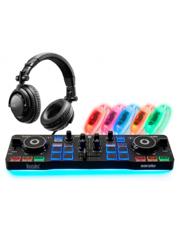 Controlador DJ Hercules DJ Party Kit