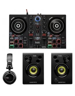 Controlador DJ Hercules DJLearning Kit
