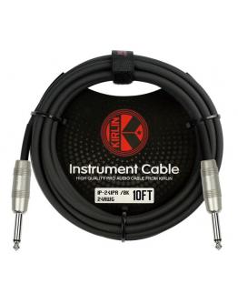 Cabo Instrumento 3m Kirlin IP-241PR/BK