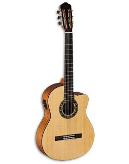 Guitarra Clássica Eletrificada La Mancha Granito 32 CE-N