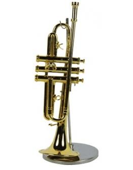 Trompete Miniatura 12cm