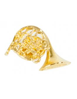 Pin Trompa Dourado 2.5cm