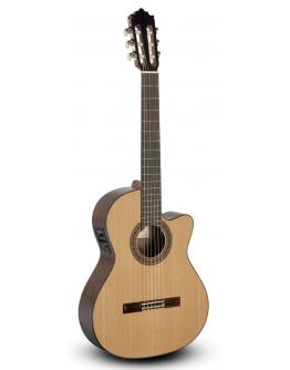 Guitarra Clássica Eletrificada Paco Castillo 222CE