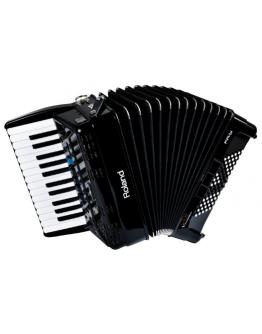 Acordeão Digital Roland FR-1X BK