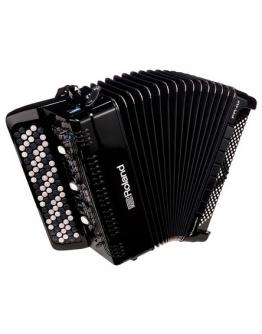 Acordeão Digital Roland FR-4XB BK