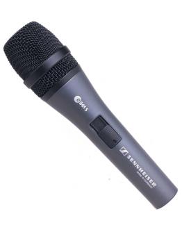 Microfone Dinâmico Sennheiser e845S