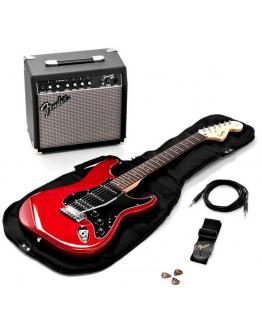 Guitarra Elétrica Squier STRAT HSS CAR GB 15G
