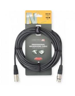 Cabo Microfone 10m Stagg NMC10R