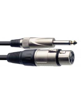 Cabo Microfone 6m Stagg SMC6XP