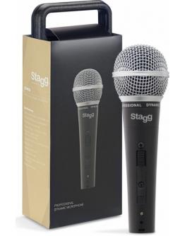 Microfone Dinâmico Stagg SDM50