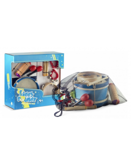 Pack Percussão Infantil Stagg CPK-04