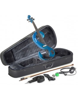 Violino Elétrico Stagg EVN 4/4 MRD