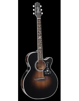 Guitarra Acústica Eletrificada Takamine EF450C-TT TBB