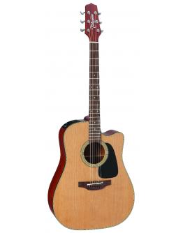 Guitarra Acústica Eletrificada Takamine P1DC