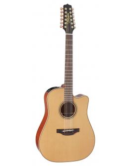 Guitarra Acústica Eletrificada 12 Cordas Takamine P3DC-12