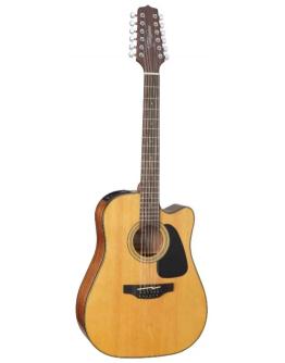 Guitarra Acústica Eletrificada 12 Cordas Takamine GD30CE-12NAT