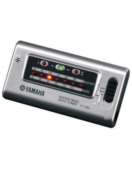 Afinador Guitarra & Baixo Yamaha YT-100