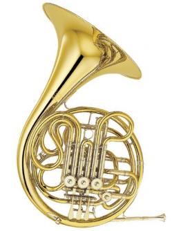 Trompa Dupla Fá/Sib Yamaha YHR-668 II